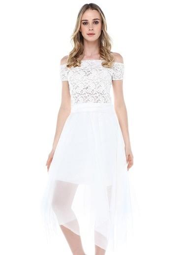 Quincey Elbise Beyaz